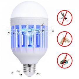 Уничтожитель комаров и светодиодная лампочка 2 в 1 ZappLight