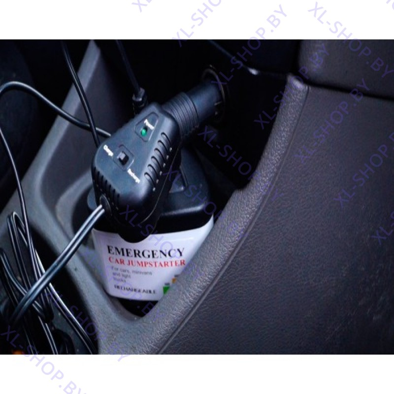 Аварийный автомобильный стартер, зарядное устройство для аккумуляторо (автозапуск) Emergency Car Jump Starter TE4-0217