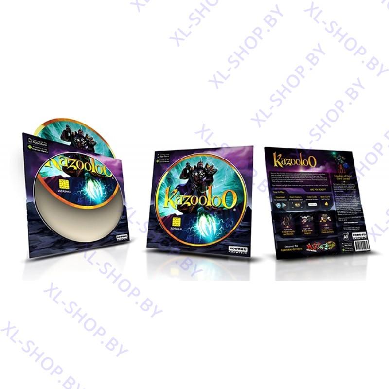 Интерактивная 3d игровая консоль Kazooloo Zordan
