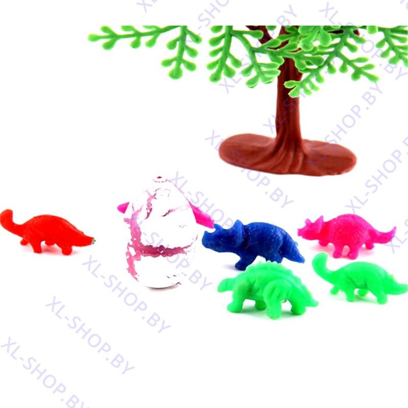 Игрушка яйцо для выращивания динозавра Dinosaur Egg